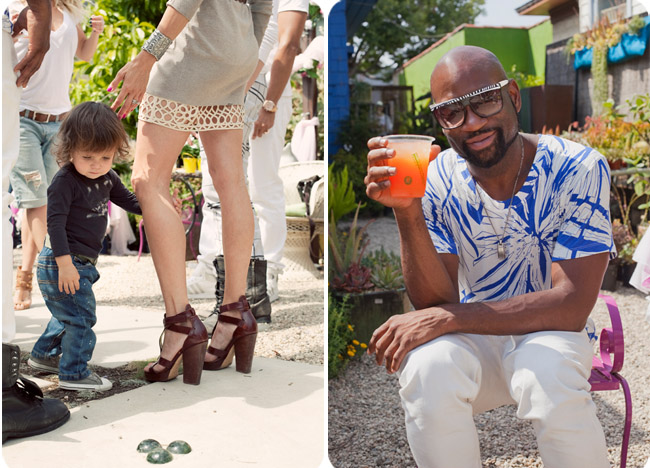 Carmit-Bachar-kevin-Whitaker-baby-shower-style-fashionistas-sunglasses