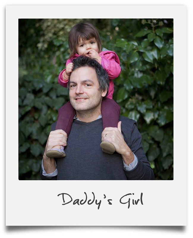 Polaroid-daddys girl